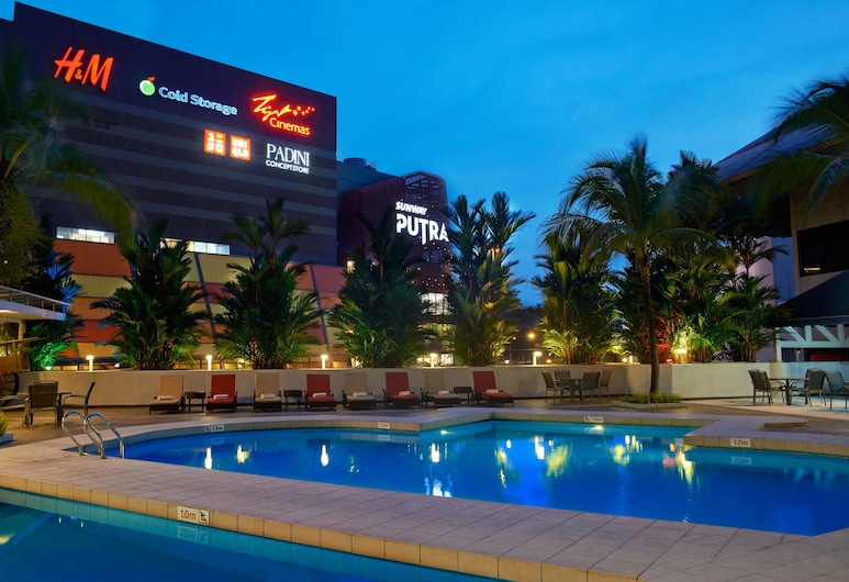 Seri Pacific Hotel Kuala Lumpur, Kuala Lumpur, Pool
