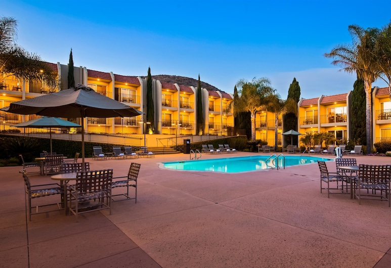 Best Western Plus Royal Oak Hotel, San Luis Obispo, Taras/patio
