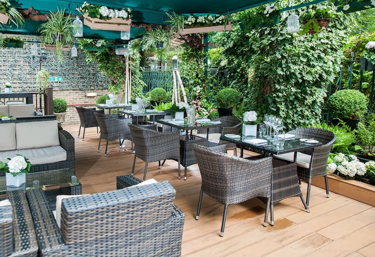 The Montague On The Gardens, London, Terrass
