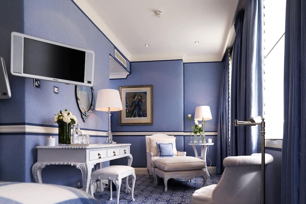 Izba typu Deluxe, 1 extra veľké dvojlôžko - Obývacie priestory