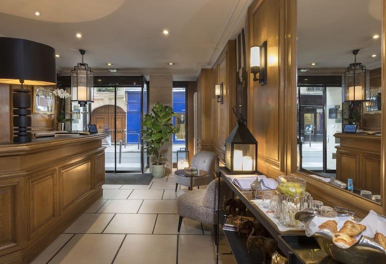 Dauphine Saint Germain Hotel, Paris