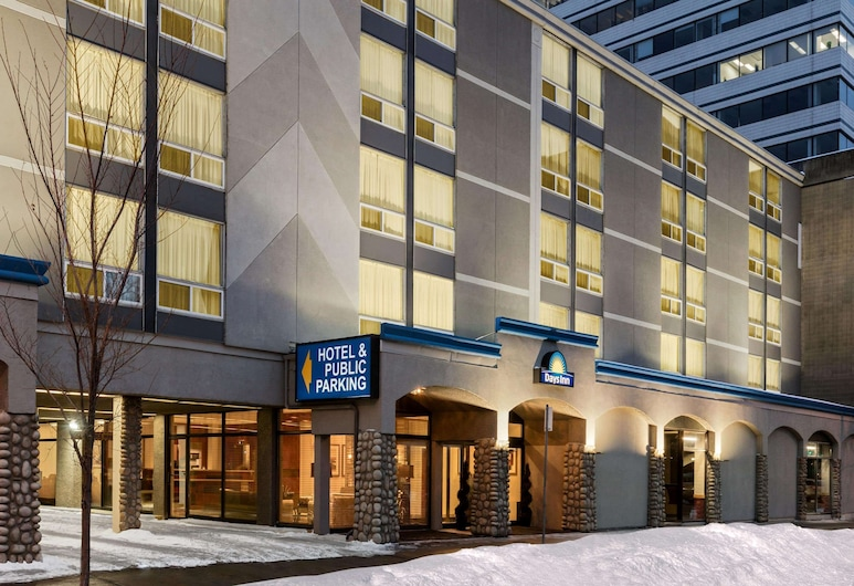 Days Inn by Wyndham Edmonton Downtown, Edmonton, Spa