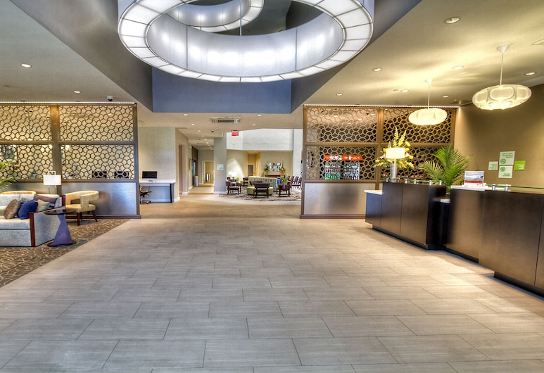 Holiday Inn Hotel & Suites Tupelo North, an IHG Hotel, Tupelo, Lobi