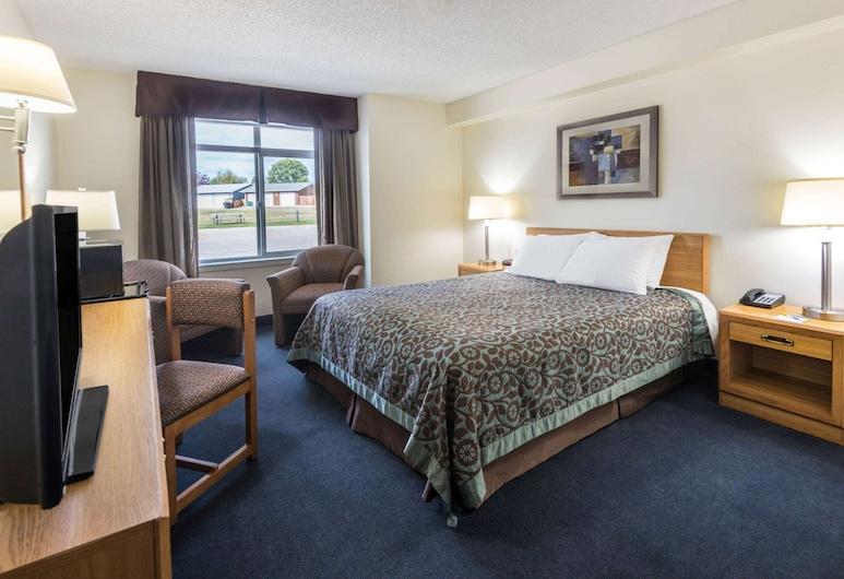 Days Inn by Wyndham Great Falls, Great Falls, Habitación, 1 cama Queen size, para no fumadores, Habitación