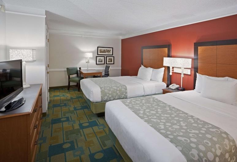 La Quinta Inn by Wyndham Phoenix Sky Harbor Airport, Tempe, Izba, 2 dvojlôžka, nefajčiarska izba, Hosťovská izba