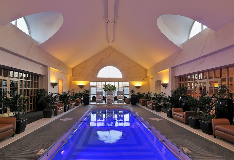 The Spa at Norwich Inn, Norwich, Unutarnji bazen