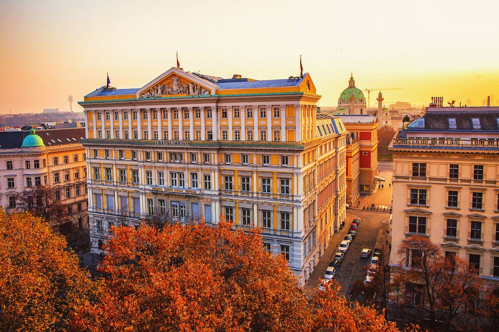 Hotel Imperial, a Luxury Collection Hotel, Vienna, Vienna