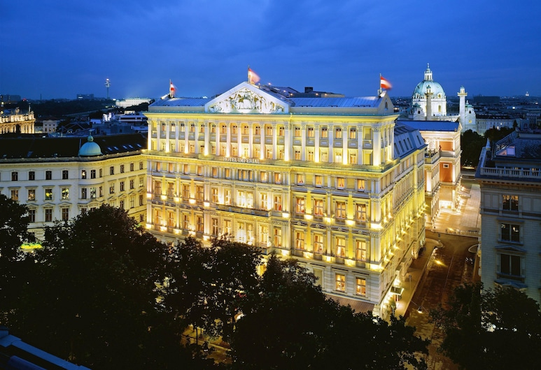 Hotel Imperial, a Luxury Collection Hotel, Vienna, Viena, Fachada