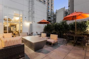 在旧金山的旧金山联合广场万怡酒店照片