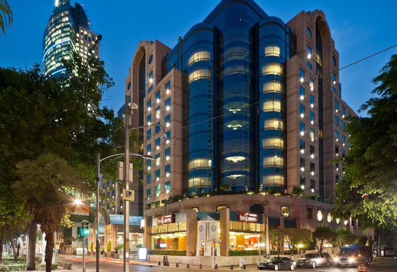 Marquis Reforma Hotel Spa, Mexico City, Hotel Front – Evening/Night