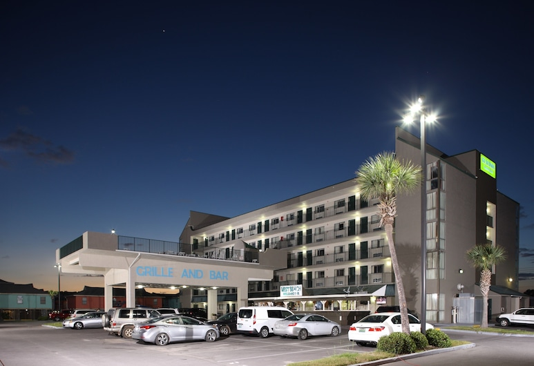 Beachside Resort Hotel, Gulf Shores, Fasada hotelu