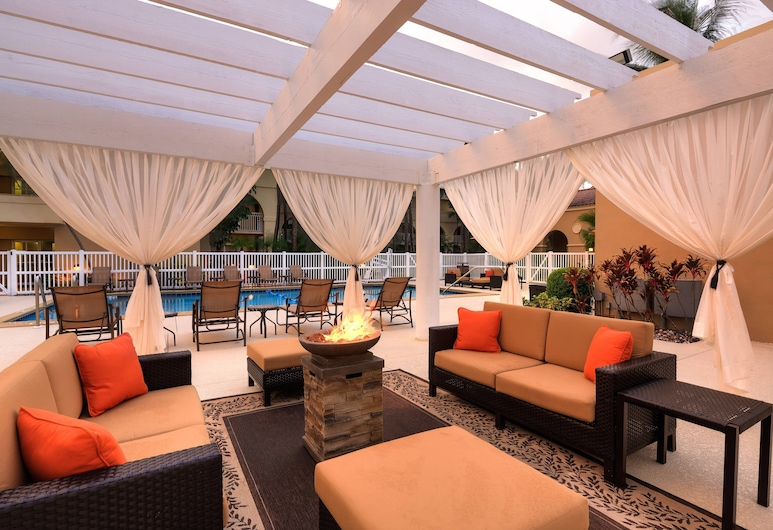 Courtyard by Marriott Fort Lauderdale North/Cypress Creek, Fort Lauderdale, Bazen