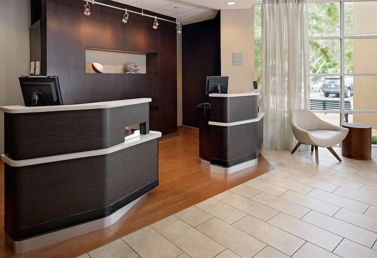 Courtyard by Marriott Fort Lauderdale North/Cypress Creek, Fortloderdeila, Naktsmītnes interjers