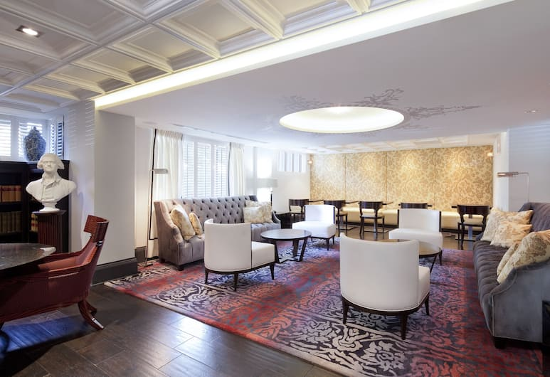 Capitol Hill Hotel, Washington, Lobby