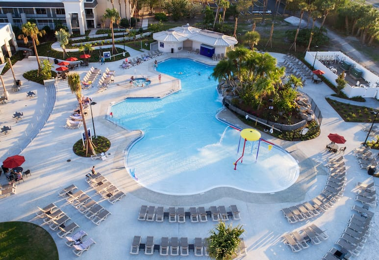 Avanti Palms Resort and Conference Center, Orlando, Pool