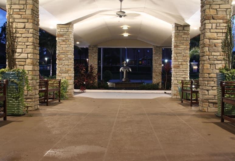 The Suites at Magic Tree, Kissimmee, Wejście do obiektu
