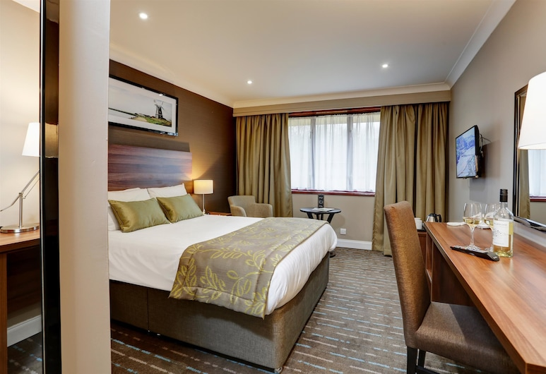 Best Western Brook Hotel Norwich, Norwich, Standard Room, 1 Double Bed, Non Smoking, Guest Room