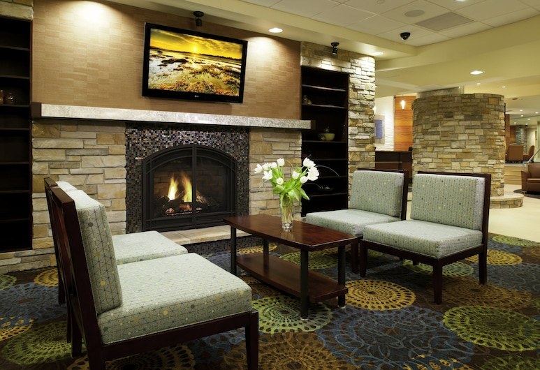 Holiday Inn Express & Suites Pittsburgh West - Greentree, Pittsburgh, Lobby