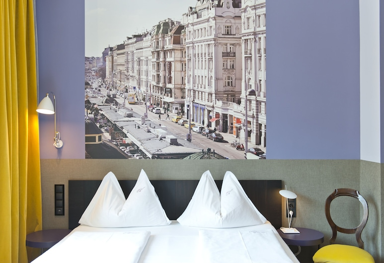 Hotel Beethoven Wien, Vienna, Superior Double Room (Selection), Guest Room