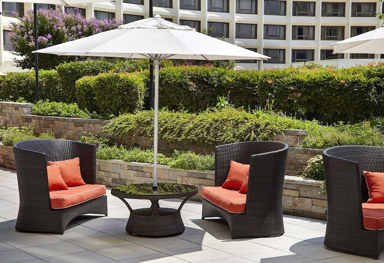 Washington Hilton, Washington, Terrace/Patio