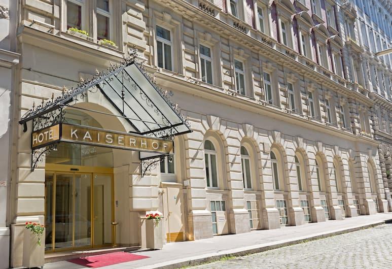 HOTEL KAISERHOF WIEN, Wina, Bagian Depan Hotel