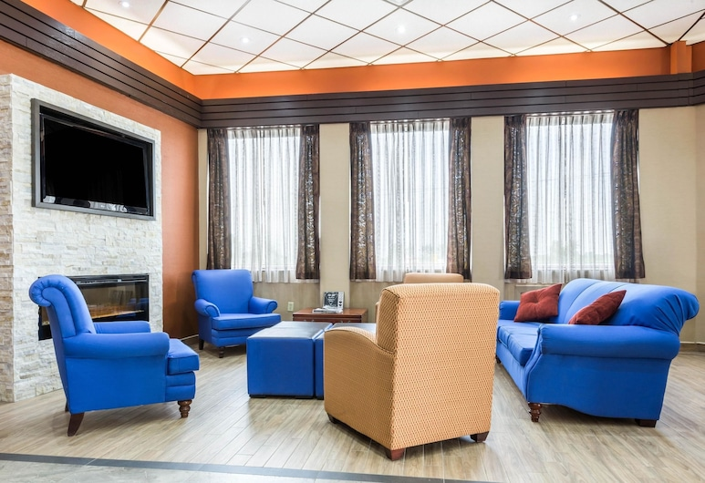 Comfort Inn And Suites, Barrie, Vestibyle