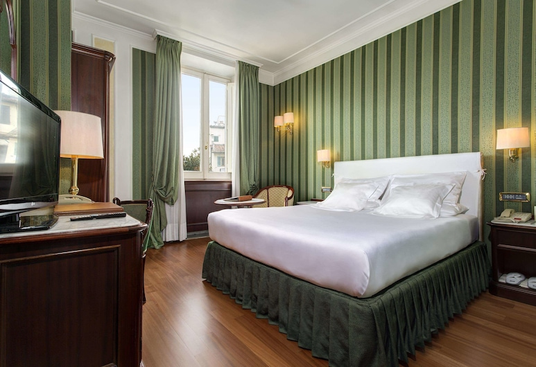 Montebello Splendid Hotel, Florence, Classic Double Room, Guest Room