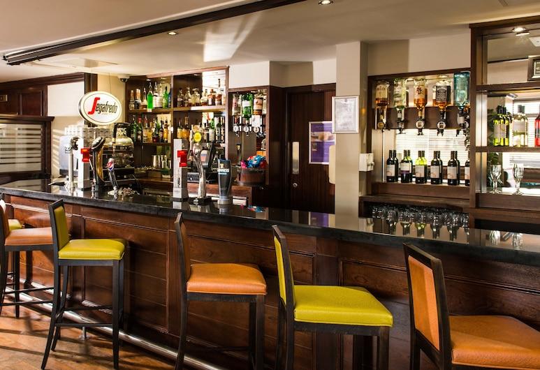 Leonardo Inn Glasgow West End, Glasgow, Hotel Bar