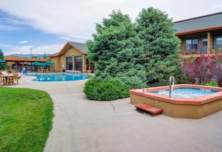 Holiday Inn Steamboat Springs, Steamboat Springs, Alberca