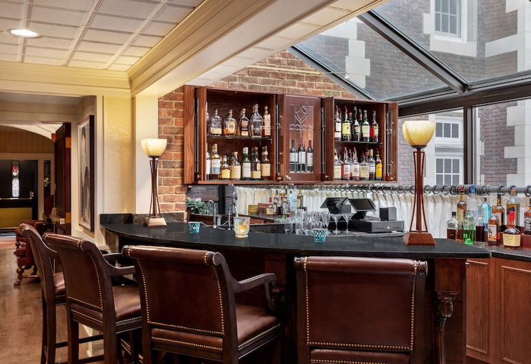 The Glidden House, Cleveland, Hotel Lounge