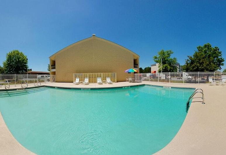 Econo Lodge North, North Charleston, Alberca al aire libre
