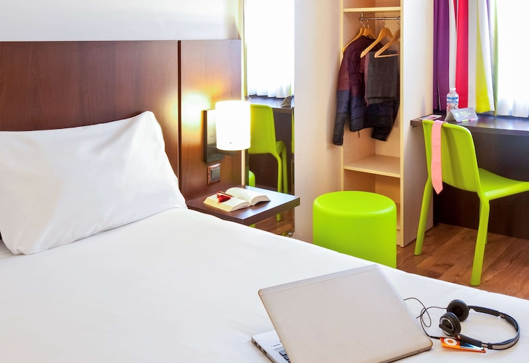 ibis Styles Luxembourg Centre Gare, Πόλη του Λουξεμβούργου, Standard Δωμάτιο, 2 Μονά Κρεβάτια, Δωμάτιο επισκεπτών