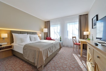 ハンブルク、ベストウェスタン プレミア アルスタークルグ ホテルの写真