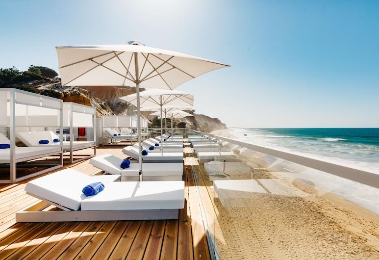 Pine Cliffs Hotel, a Luxury Collection Resort, Algarve, Albufeira, Beach