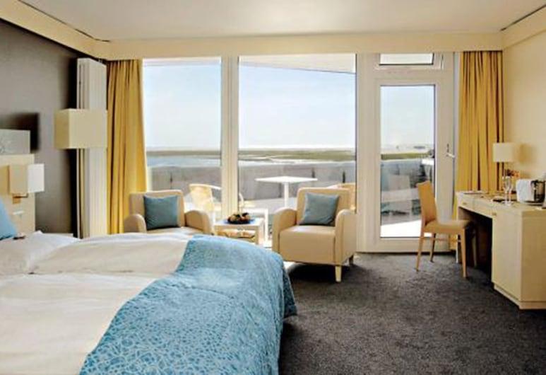 ambassador hotel & spa, St. Peter-Ording, Comfort kahetuba, vaade rannale, Tuba