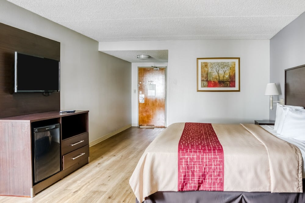 Habitación, 1 cama King size, para fumadores - Habitación