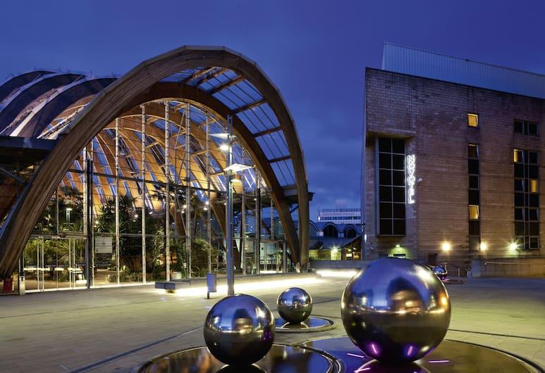 Novotel Sheffield Centre, Sheffield, Bahagian Luar