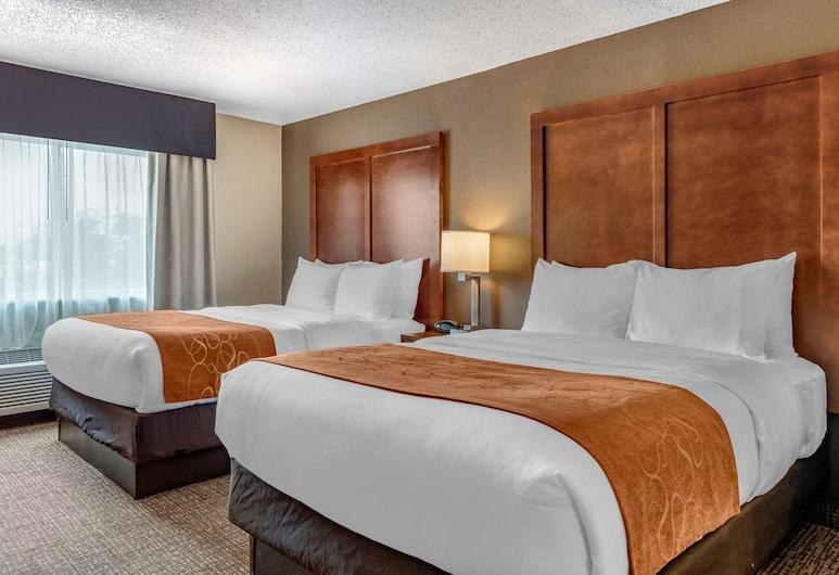 Comfort Suites Terre Haute University Area, Terre Haute, Suite, Više kreveta, za nepušače, Soba za goste