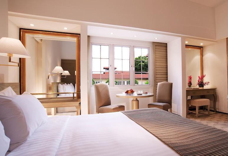 Goodwood Park Hotel, Сінгапур, Номер «Делюкс», Номер