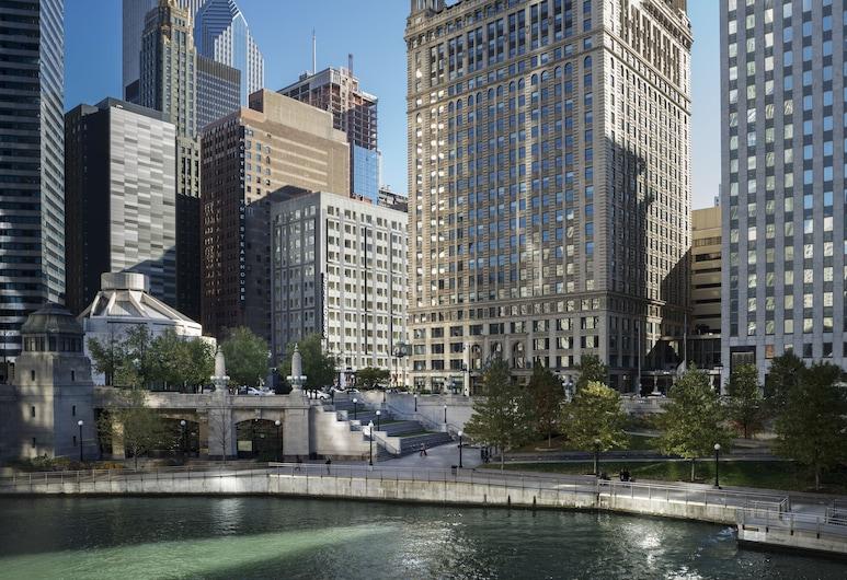キンプトン ホテル モナコ シカゴ, シカゴ, 外装
