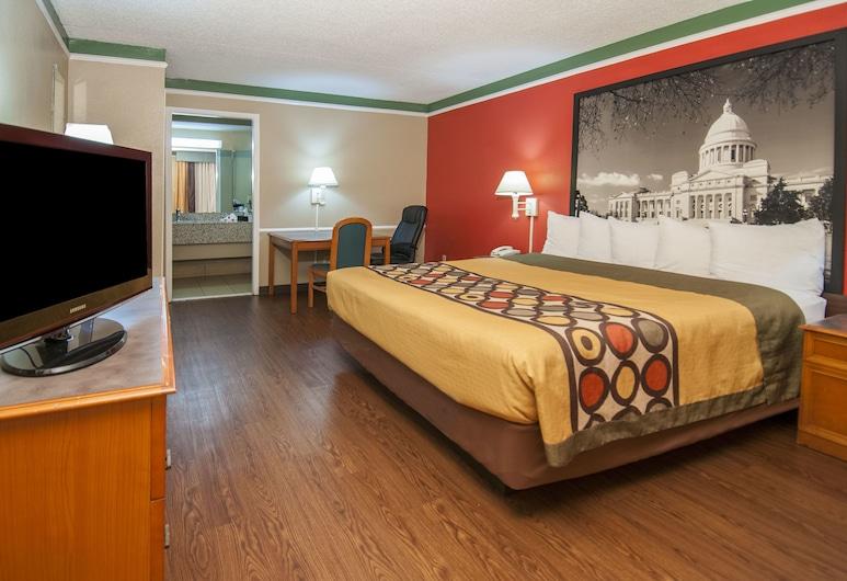 小岩城奧特克里克溫德姆速 8 飯店, 小岩城
