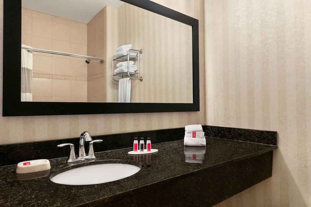 ルーム キングベッド 1 台 禁煙 - バスルーム