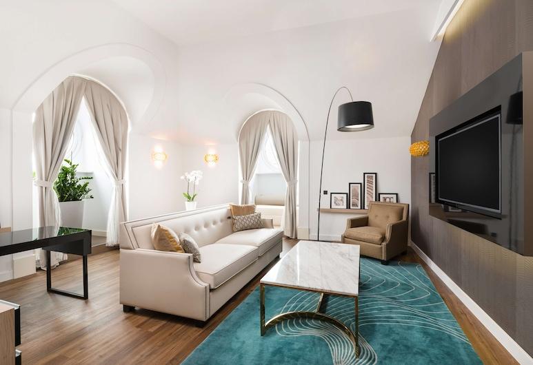 Radisson Blu Beke Hotel, Budapest, Budapešta, Luksusa numurs, Viesu numurs