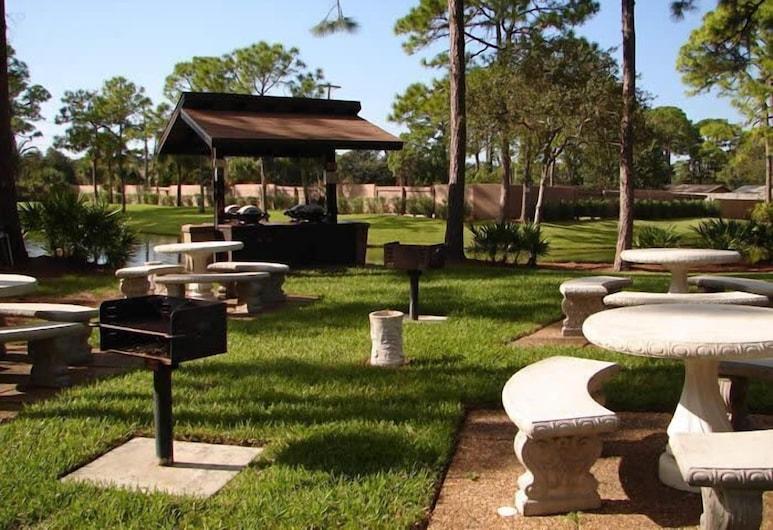 Timberwoods Vacation Villas, Sarasota, Ulkoalueet
