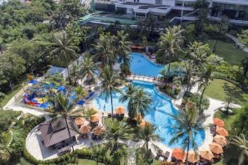 ภาพ โรงแรมแชงกรีล่า - จาการ์ตา ใน จาการ์ตา