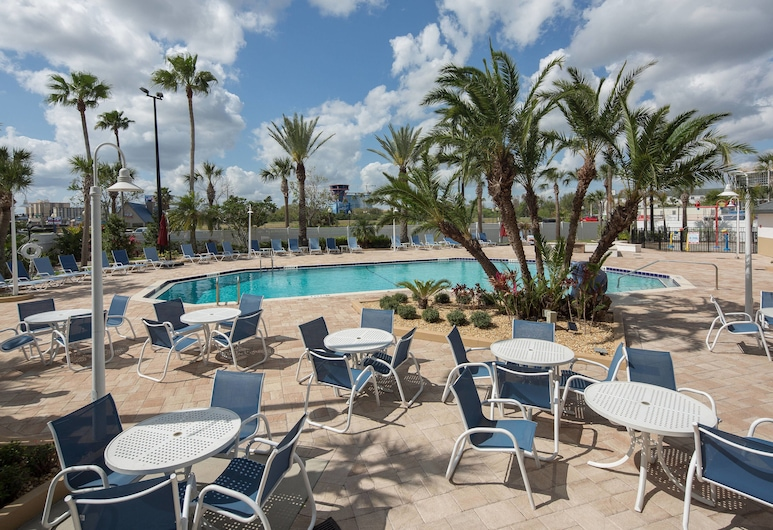 Four Points by Sheraton Orlando International Drive, Orlando, Utomhuspool