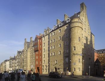 Fotografia hotela (Radisson Blu Hotel, Edinburgh City Centre) v meste Edinburgh