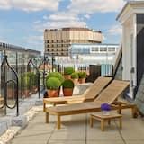 Apartmá typu City, 1 ložnice, nekuřácký, výhled na město - Balkón