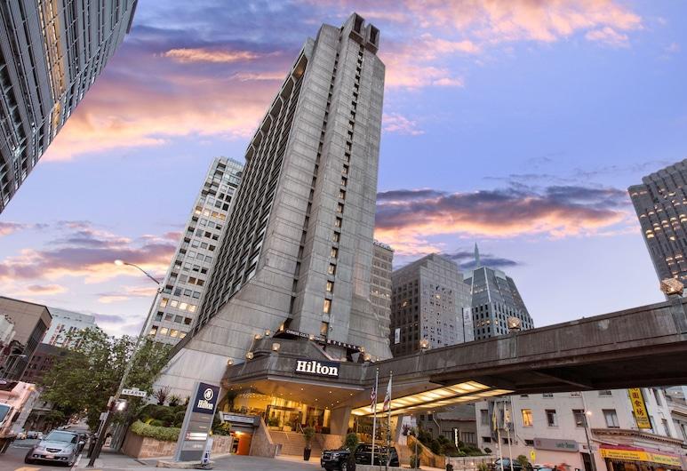 Hilton San Francisco Financial District, San Francisco, Hadapan Hotel - Petang/Malam