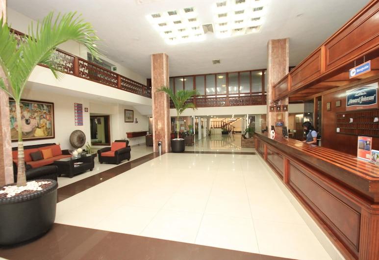 Howard Johnson Hotel Veracruz, Veracruz, Lobby Sitting Area